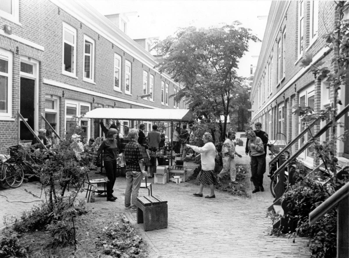 Straatfeest, 1983